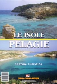 Cartina - Le Isole Pelagie