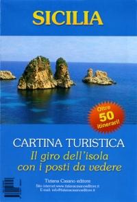 Cartina - Sicilia
