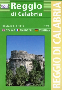 Pianta di Reggio Calabria - Global Map -