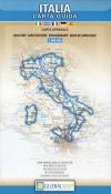 Carta stradale dell'Italia - Global Map -